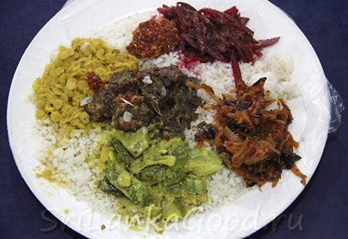 Традиционная еда