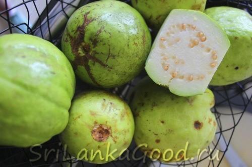 Яблоко Шри-Ланки