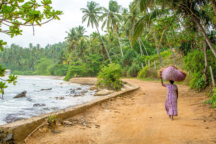 Фото жизни острова