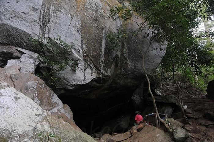 Пещера Бхагава