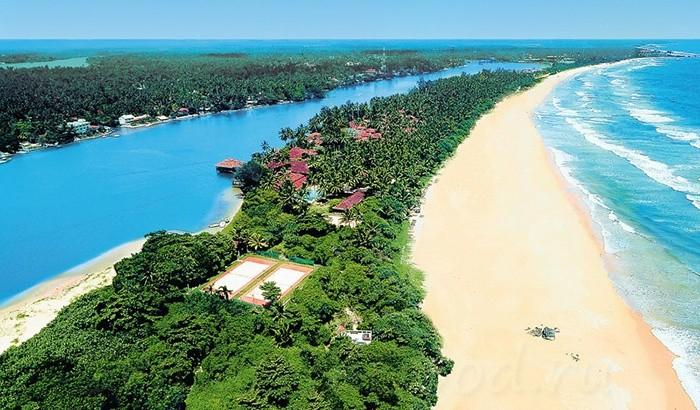 Курорты острова
