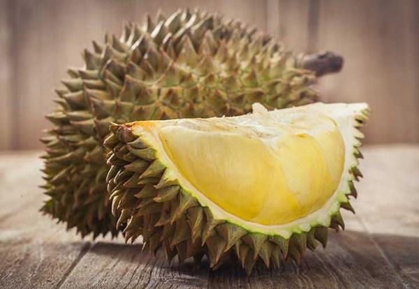 Вкус и запах дуриана